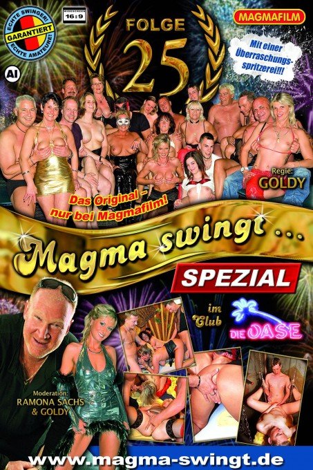 Magma swingt... im Club Oase