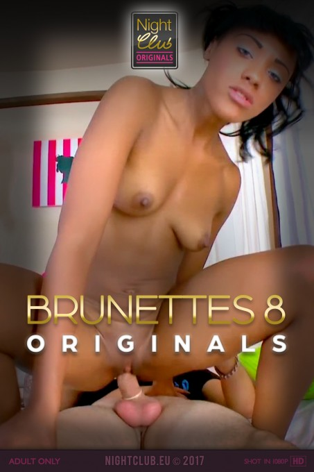 Brunettes 8 - Nightclub Original Serie
