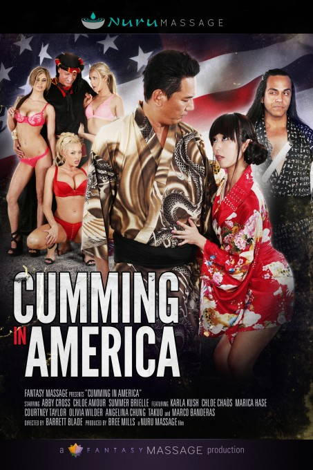 Cumming In America