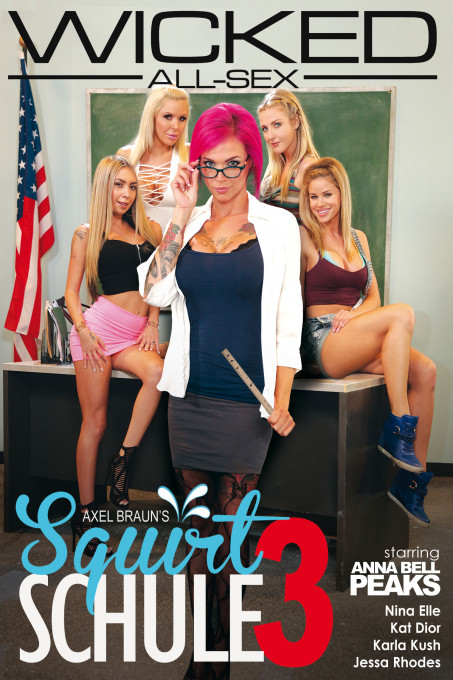 Axel Braun's Squirt Schule 3