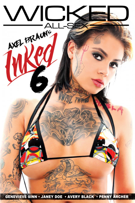 Axel Braun's INKED 6 - Softcore version
