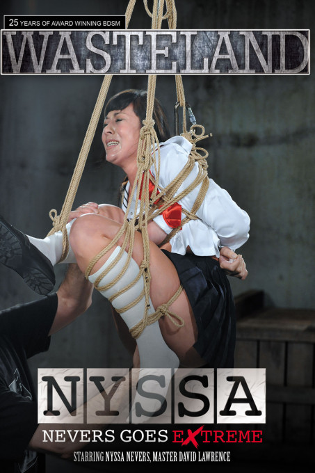 Nyssa Nevers Goes EXTREME!