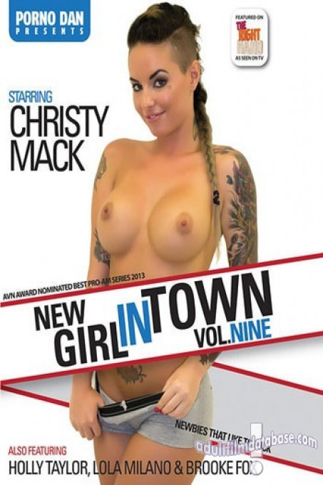 New Girl In Town 9
