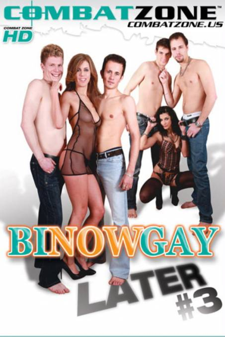 Bi now gay later 3