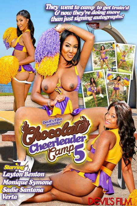 Chocolate Cheerleaders Camp 5